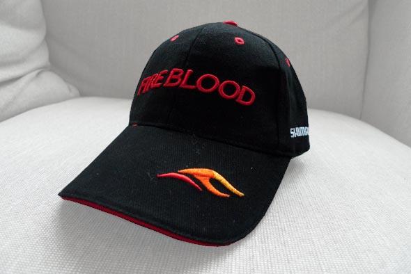 Shimano Fireblood keps