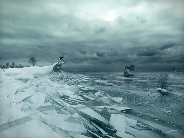 Erik Johansson – Breaking up