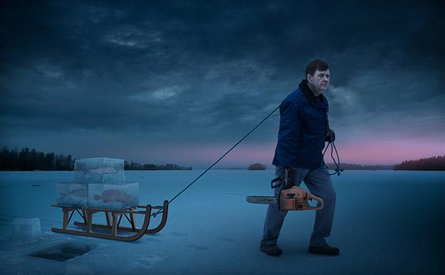 Erik Johansson – Fresh frozen fish
