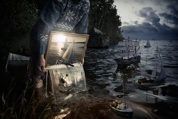 Erik Johansson – Set them free