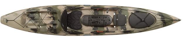 Ocean Trident 13 angler från Ocean Kayaks