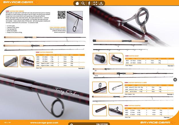 Custom Rod Series från Savage Gear
