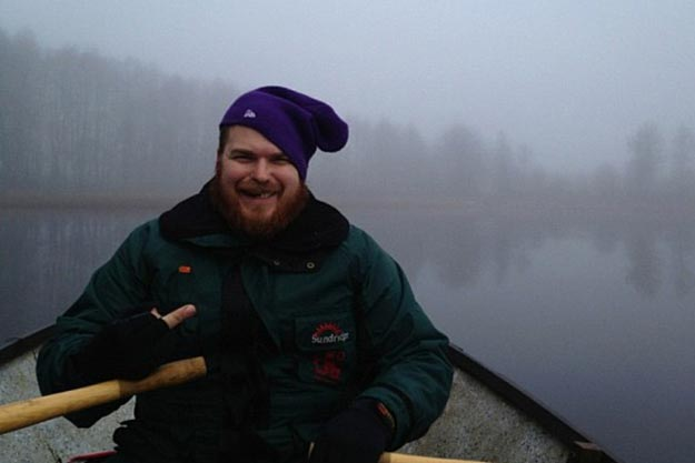 KaggeBagge på sjön